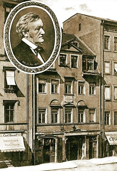Wagner Geburtshaus (Birthplace)