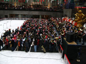 Tubachristmas at Rockefeller Center 2007
