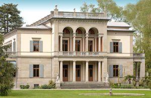 Wesendonck Villa in Zurich