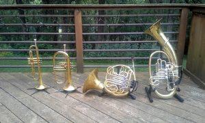 Trumpet Flugelhorn Horn Wagner tuba