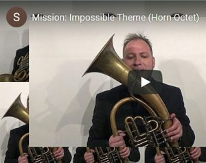 Mission Impossible Wagner tuba