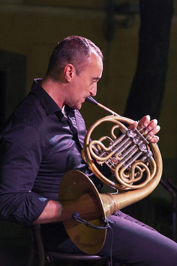 Giovanni Hoffer Hornist